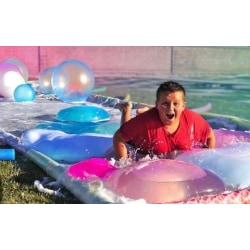 Uppblåsbar Boll - Vatten Ballong - XL - Rosa