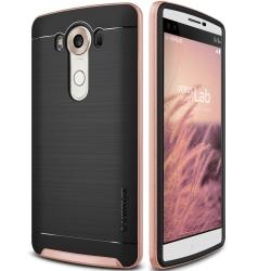 Verus High Pro Shield Skal till LG V10 - Rose Gold