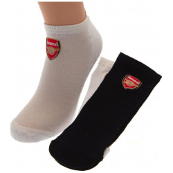 Arsenal Strumpor Trainer 2-pack