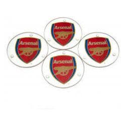 Arsenal Underlägg Runda 1-pack