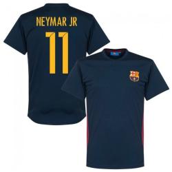 Barcelona Poly T-Shirt Neymar 11 Fan Style Barn 4 år