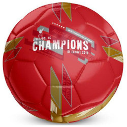 Liverpool Fotboll Champions Of Europe