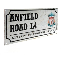 Liverpool Retro Gatuskylt