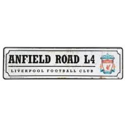 Liverpool Retroskylt