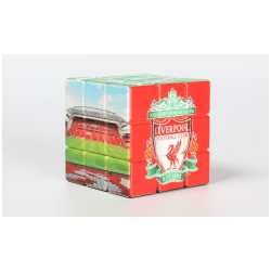 Liverpool Rubiks kub