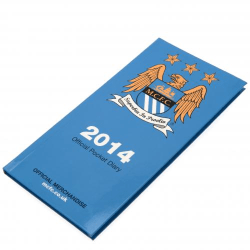 Manchester City Fickdagbok 2014