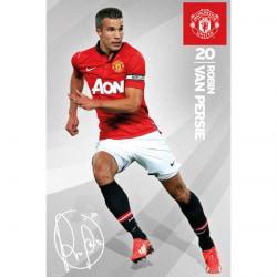 Manchester United Affisch Van Persie 52