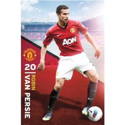 Manchester United Affisch Van Persie 53