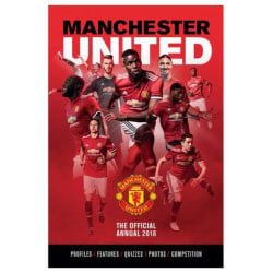 Manchester United Årsbok 2018