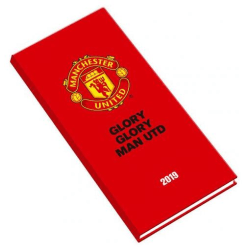 Manchester United Dagbok Pocket 2019