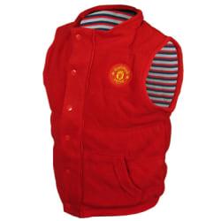 Manchester United Fleeceväst 9-12 mån