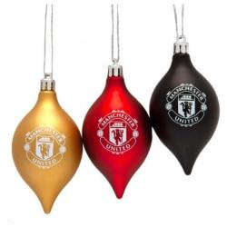 Manchester United Julgranskulor Vintage