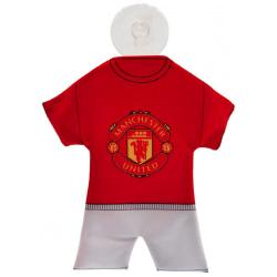 Manchester United Minikit Car