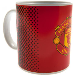 Manchester United Mugg FD
