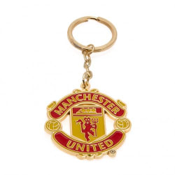 Manchester United Nyckelring Crest