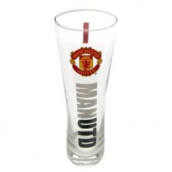 Manchester United Ölglas Högt Wordmark 1-pack