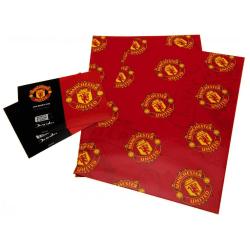 Manchester United Presentpapper Logo