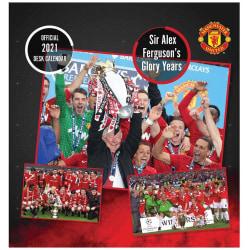 Manchester United Skrivbordskalender 2021