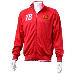 Manchester United Träningsjacka 78 Röd XXL