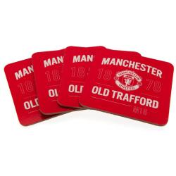 Manchester United Underlägg 4-pack