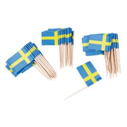 Sverige Flaggor Cocktail