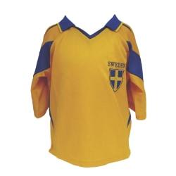 Sverige Fotbollströja Vuxen S