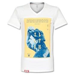 Sverige T-shirt Zlatan Football Culture XL