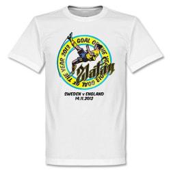 Sverige T-Shirt Zlatan Goal of the Year XXL