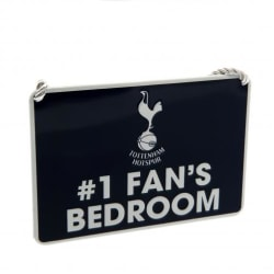 Tottenham Metallskylt No1 Fan