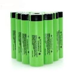 100% original NCR18650B 3.7V 3400 mAh 18650 litium 10st-3.7v
