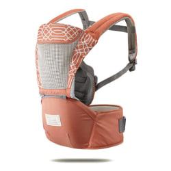 Ergonomisk baby- / spädbarnsbärare babysnöre - sling, 6625 orange