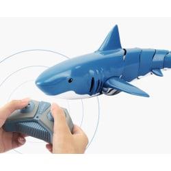 Simuleringshaj, vattentät elektrisk fjärrkontroll för