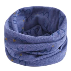 Tecknad bomull, varm O-ring, halsband halsduk för pojke, 0-10Years