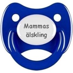 Napp RETRO, Mammas älskling (mörkblå)