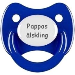 Napp RETRO, Pappas älskling (mörkblå)