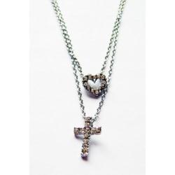 Hjärta och kors Silver