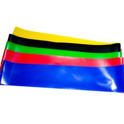 Mini resistance band 5-pack multifärg