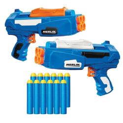 AW Merlin 2pack- 2st Merlin pistoler Blå