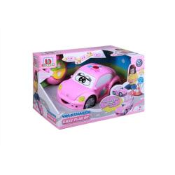 BB Junior Volkswagen Easy Play RC Pink Radiostyrd bil  Pink