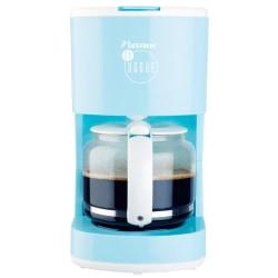 Bestron Kaffebryggare ACM300EVB Filter - Blå Blå
