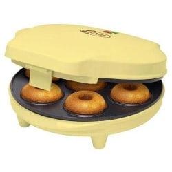 Bestron Sweet Dreams - Donut Maker ADM218SD Gul