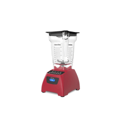 Blendtec Blender Classic 575, Poppy Red, Röd Transparent