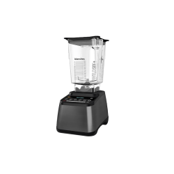 Blendtec Blender Grå Designer 725, Gun Metal Grey Transparent