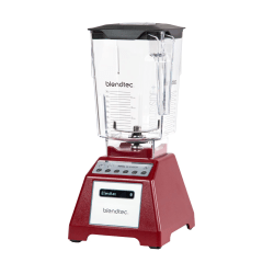 Blendtec Blender Total Blender Red, Röd Transparent