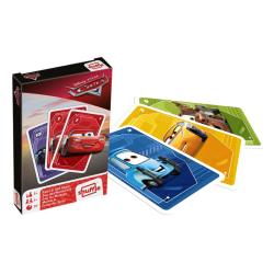 Cars Gard Game 2-in-1 CDU- Kortspel multifärg