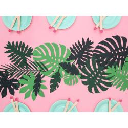 Dekorationer Aloha -  Tropiska Blad Grön