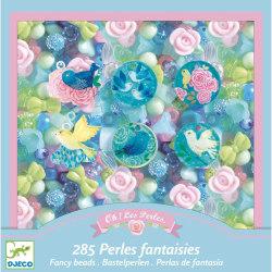 Djeco Pärlor Set multifärg
