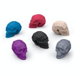 Fred Bar Bones Skull Drink Markers Döskalle Drinkmarkerare sort färg