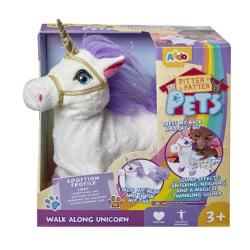 HP Walking Unicorn- Gående Unicorn Vit