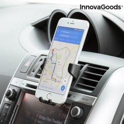 Bilhållare, Universal för Mobiler, GPS, Mobilhållare - InnovaGoo Svart
